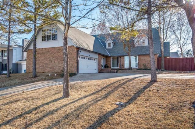 430 Lakecrest Drive, Lakewood Village, TX 75068 (MLS #13760418) :: Team Hodnett
