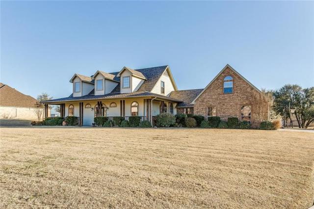111 Wood Oak Trail, Weatherford, TX 76088 (MLS #13760438) :: Team Hodnett