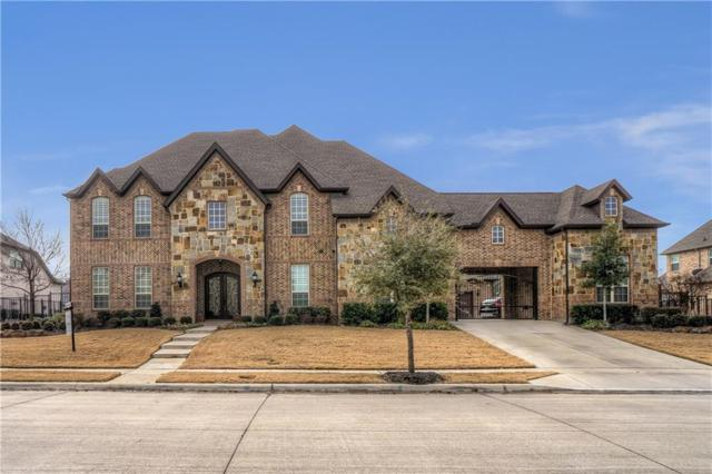 809 Glen Abbey Drive, Southlake, TX 76092 (MLS #13760521) :: Keller Williams Realty
