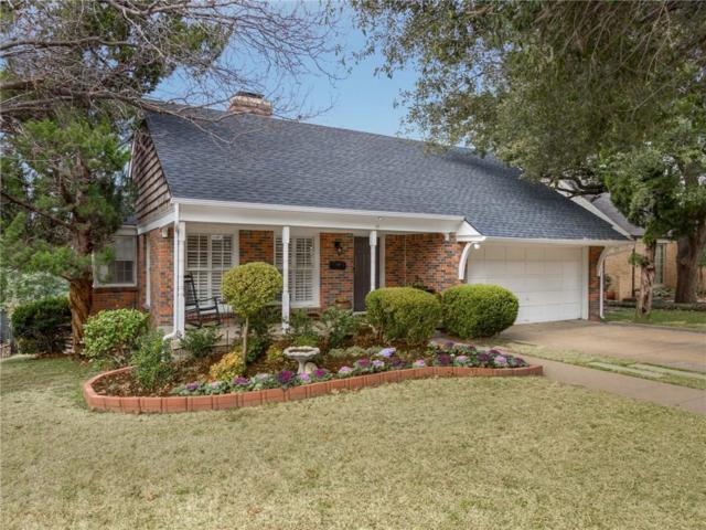2616 Highview Terrace, Fort Worth, TX 76109 (MLS #13760577) :: The Mitchell Group