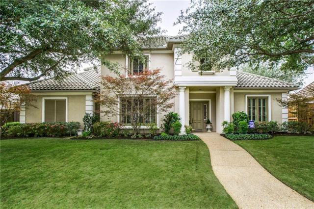 5616 Gillum Drive, Plano, TX 75093 (MLS #13760595) :: Frankie Arthur Real Estate