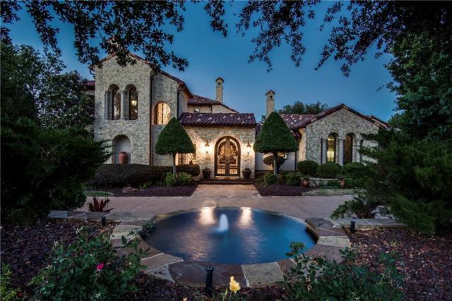2111 Cedar Elm Terrace, Westlake, TX 76262 (MLS #13760613) :: Team Hodnett