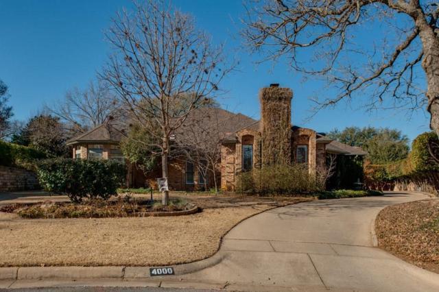 4000 Woodstock Drive, Colleyville, TX 76034 (MLS #13760666) :: Frankie Arthur Real Estate