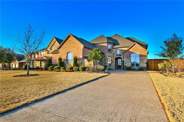 910 Kings View Drive, Prosper, TX 75078 (MLS #13760678) :: The Cheney Group