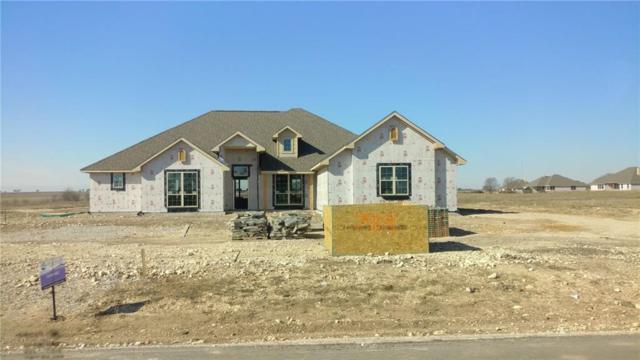 7909 Grassland Drive, Godley, TX 76044 (MLS #13760685) :: Team Hodnett