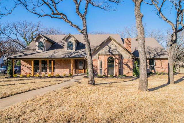 1512 Bellechase Drive, Keller, TX 76262 (MLS #13760711) :: The Chad Smith Team