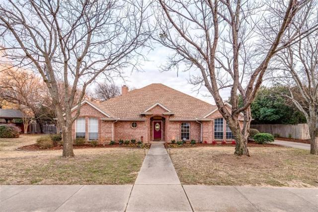 1215 Trail Ridge Drive, Keller, TX 76248 (MLS #13760720) :: Exalt Realty