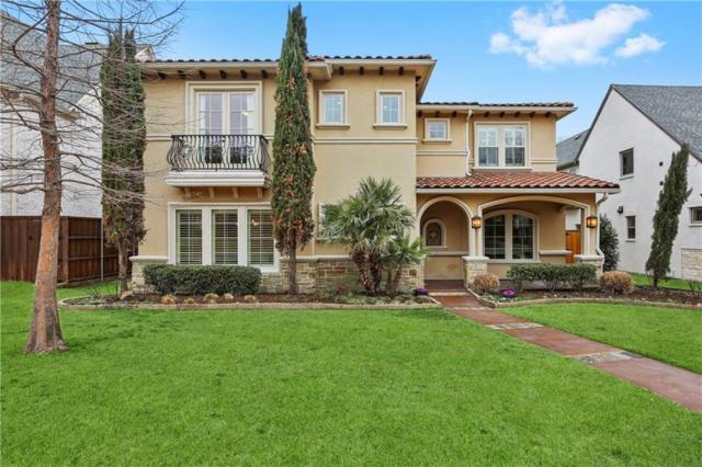 6911 Ellsworth Avenue, Dallas, TX 75214 (MLS #13760756) :: Robbins Real Estate Group