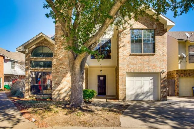 11 Buchanan Place, Allen, TX 75002 (MLS #13760758) :: Frankie Arthur Real Estate