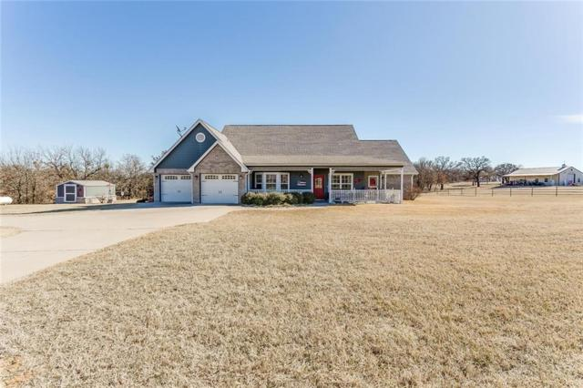 325 Maddux Road, Weatherford, TX 76088 (MLS #13760791) :: The Mitchell Group