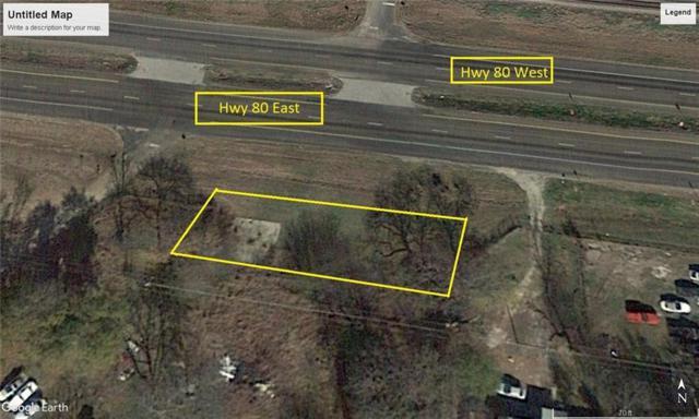 0 Hwy 80 Highway, Terrell, TX 75161 (MLS #13760829) :: RE/MAX Landmark