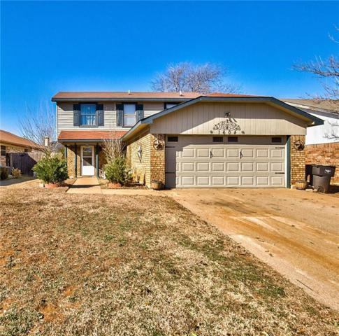 1604 Lincolnshire Way, Fort Worth, TX 76134 (MLS #13760854) :: The Chad Smith Team