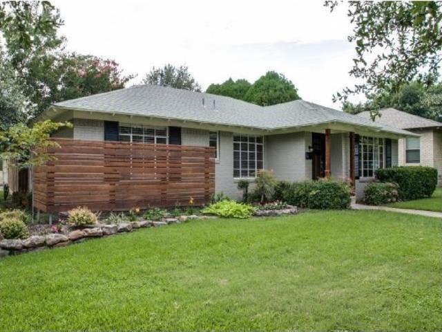 7103 Dalewood Lane, Dallas, TX 75214 (MLS #13760881) :: Team Hodnett