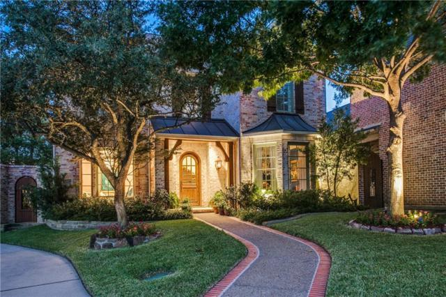 12124 Edgestone Road, Dallas, TX 75230 (MLS #13760903) :: Team Hodnett