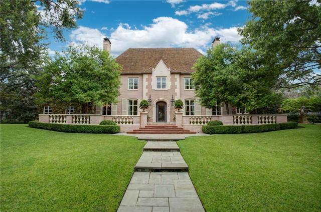 52 Westover Terrace, Westover Hills, TX 76107 (MLS #13760904) :: North Texas Team | RE/MAX Advantage