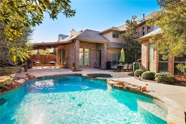 11688 Mirage Lane, Frisco, TX 75033 (MLS #13760926) :: Team Hodnett