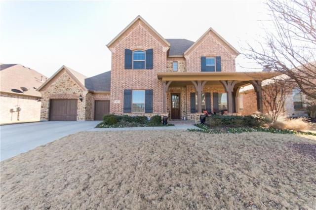 947 Champions Way, Roanoke, TX 76262 (MLS #13760954) :: Exalt Realty