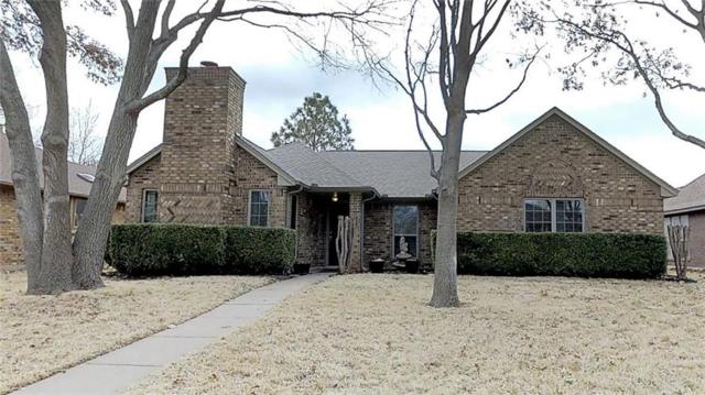 1506 Flameleaf Drive, Allen, TX 75002 (MLS #13760977) :: Frankie Arthur Real Estate