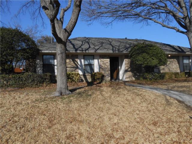 2501 Glenhaven Drive, Plano, TX 75023 (MLS #13760992) :: Frankie Arthur Real Estate