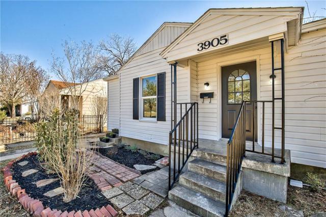 3905 Alamo Avenue, Fort Worth, TX 76107 (MLS #13761058) :: The Chad Smith Team