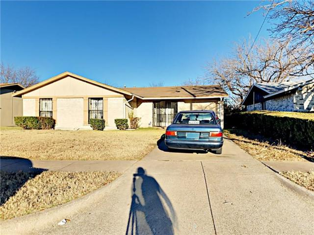 3423 Judge Dupree Drive, Dallas, TX 75241 (MLS #13761063) :: The Chad Smith Team