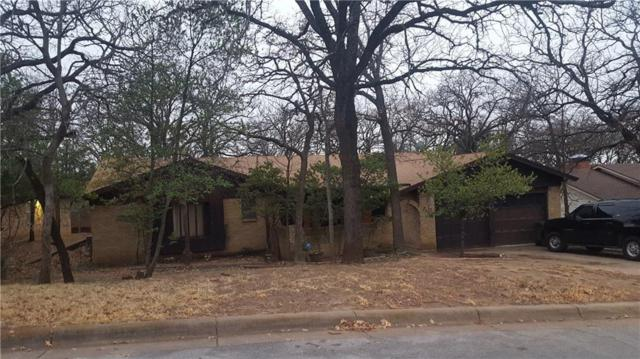 7524 Madeira Drive, Fort Worth, TX 76112 (MLS #13761078) :: The Chad Smith Team