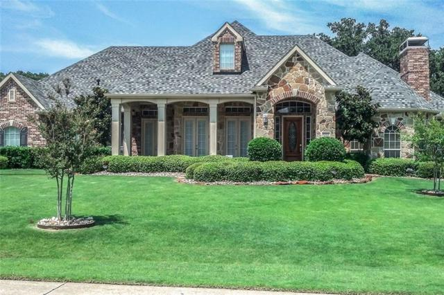 4504 Pacer Way, Flower Mound, TX 75028 (MLS #13761101) :: Keller Williams Realty