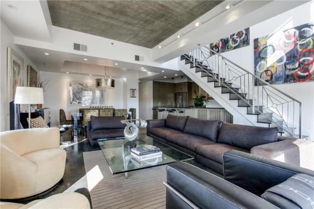 4611 Travis Street 809B, Dallas, TX 75205 (MLS #13761163) :: Frankie Arthur Real Estate