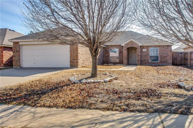 944 Crowder Drive, Crowley, TX 76036 (MLS #13761249) :: The Mitchell Group