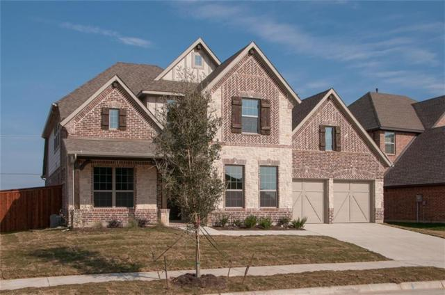 3024 Newsom Ridge Drive, Mansfield, TX 76063 (MLS #13761292) :: Keller Williams Realty