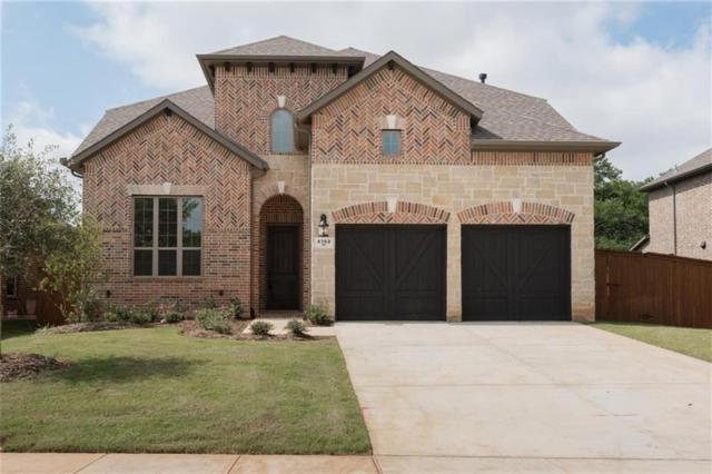 4362 Vineyard Creek Drive, Grapevine, TX 76051 (MLS #13761297) :: The Rhodes Team