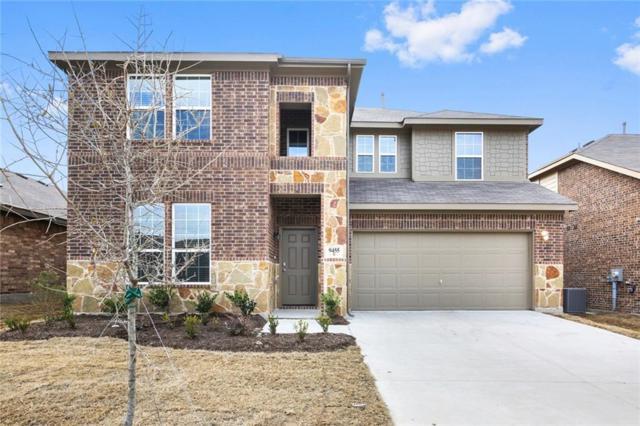 9455 Smoke Tree Drive, Forney, TX 75126 (MLS #13761325) :: Team Hodnett
