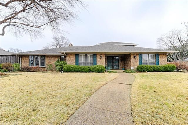 2800 S Surrey Drive, Carrollton, TX 75006 (MLS #13761458) :: RE/MAX Town & Country