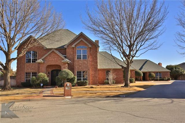 2409 Spyglass Hill Court, Abilene, TX 79606 (MLS #13761529) :: Team Hodnett
