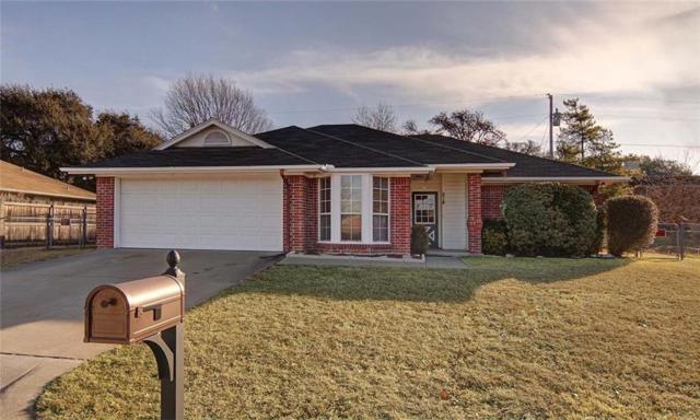 214 Cedar Street, Weatherford, TX 76086 (MLS #13761541) :: The Mitchell Group