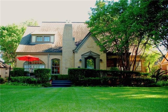 3715 Mockingbird Lane, Highland Park, TX 75205 (MLS #13761556) :: Exalt Realty