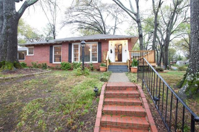 703 E 3rd Street, Tyler, TX 75701 (MLS #13761588) :: Team Hodnett