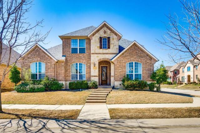 404 Lavaine Lane, Lewisville, TX 75056 (MLS #13761597) :: Team Tiller