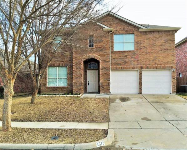 4512 Ridgeway Drive, Mansfield, TX 76063 (MLS #13761604) :: Keller Williams Realty