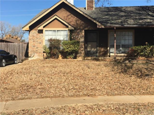 302 Bluegrass Lane, Euless, TX 76039 (MLS #13761607) :: The Mitchell Group