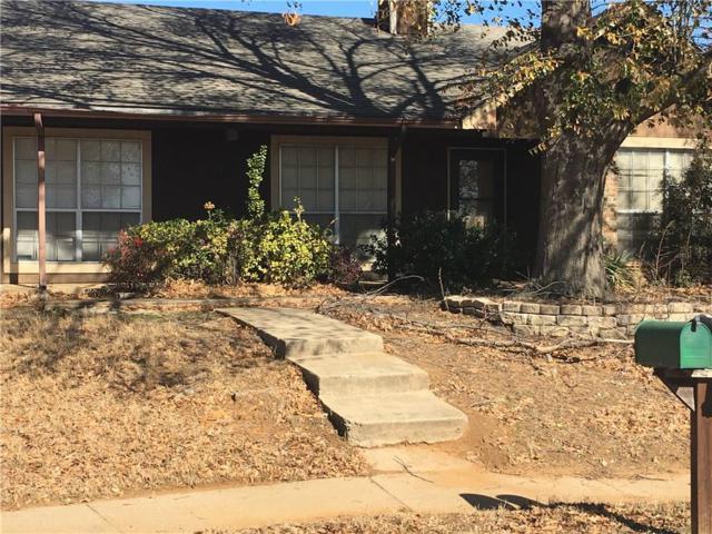 300 Bluegrass Lane, Euless, TX 76039 (MLS #13761626) :: The Mitchell Group