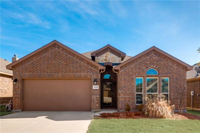 1216 Scott Drive, Weatherford, TX 76087 (MLS #13761687) :: The Mitchell Group