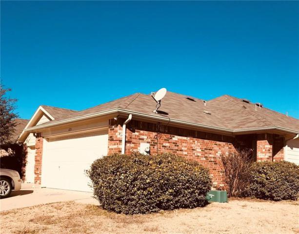 473 Brookbank Drive, Crowley, TX 76036 (MLS #13761697) :: The Mitchell Group