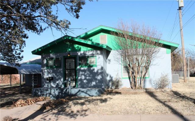 203 Avenue I, Cisco, TX 76437 (MLS #13761713) :: Team Hodnett
