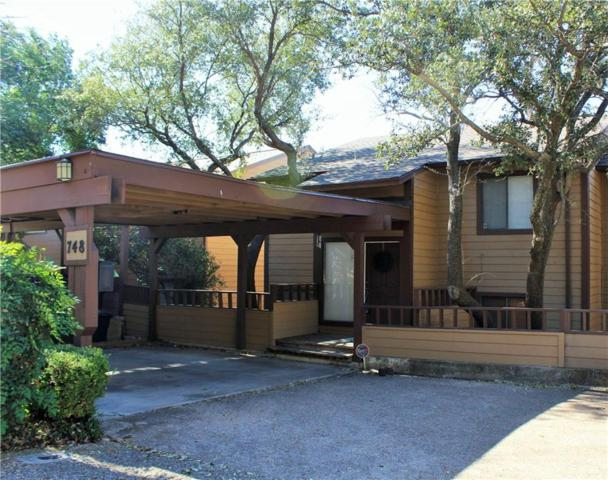 748 Haven Lane, Fort Worth, TX 76112 (MLS #13761738) :: Keller Williams Realty