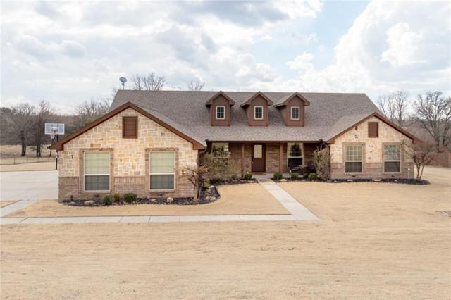 196 Sandpiper Drive, Weatherford, TX 76088 (MLS #13761739) :: The Mitchell Group