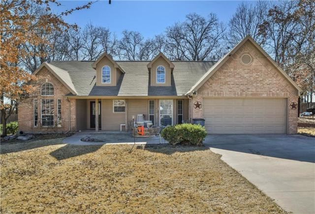 112 Deep Wood Lane, Weatherford, TX 76088 (MLS #13761750) :: The Mitchell Group
