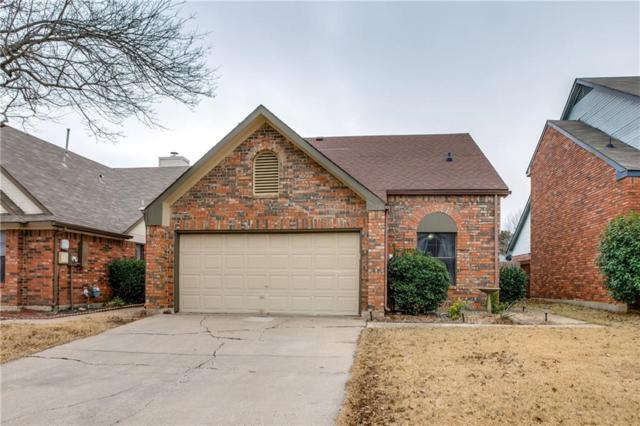 1224 Settlers Way, Lewisville, TX 75067 (MLS #13761821) :: The Rhodes Team
