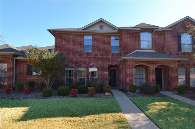 575 S Virginia Hills Drive #1906, Mckinney, TX 75070 (MLS #13761825) :: Team Hodnett
