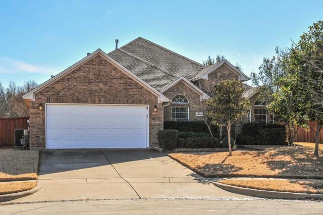 2400 Honey Drive, Arlington, TX 76001 (MLS #13761854) :: Keller Williams Realty